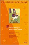Politique Africaine n° 105