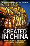 Georges HAOUR et Max VON ZEDTWITZ - Created in China: How China is Becoming a Global Innovator