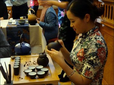 De la culture du thé à la culture du vin en Chine