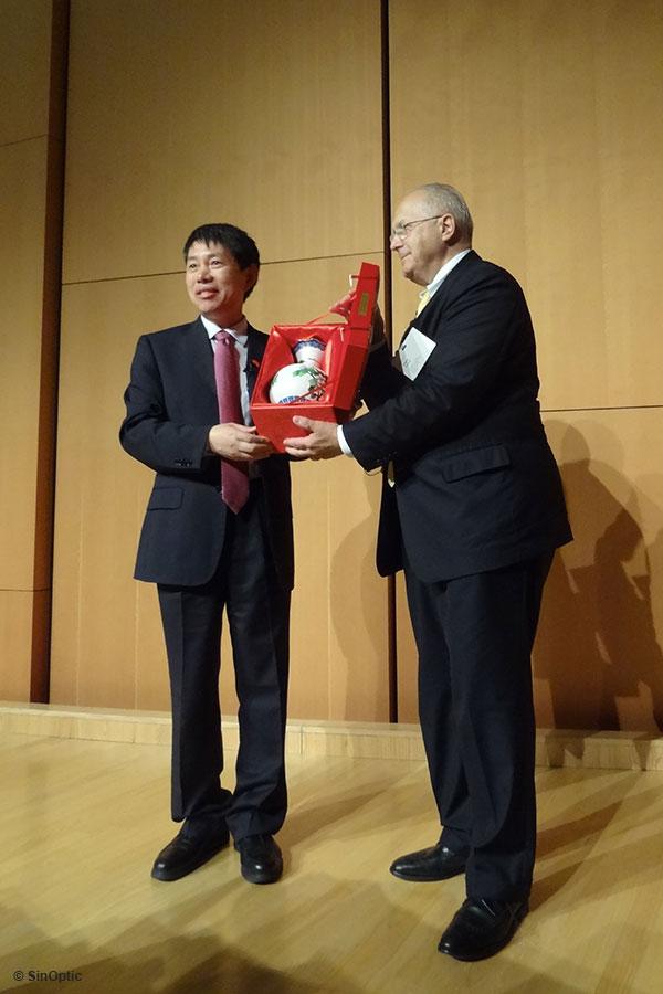 70ème Assemblée générale de la Société Suisse-Chine
