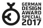 German Design Award - Mention spéciale pour le magazine «Ruizhong»