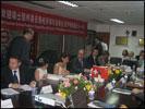 Arbeitssitzung in Chengdu (Chengdu Credit Guarantee Company)