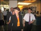 BR Doris LEUTHARD anlässlich Besuch Higher Education Mega Centre HEMC and Guangdong University of Technology GUT